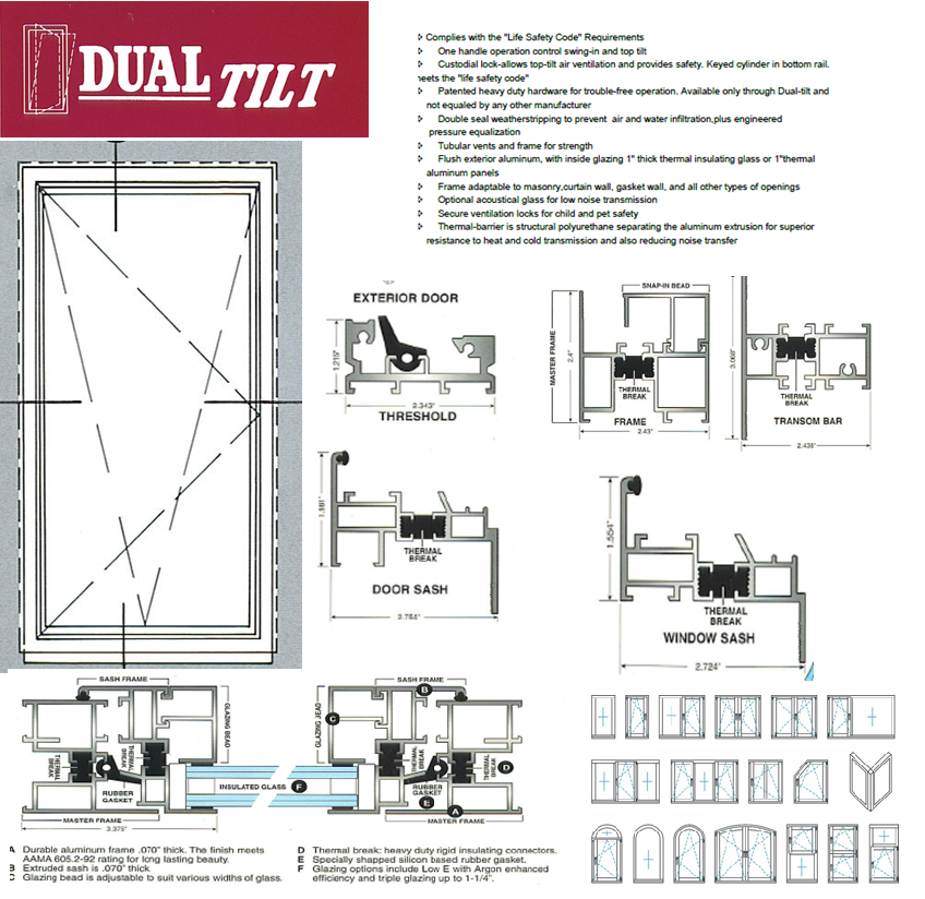 Tilt-and-Turn (2) | Benra & Dual Tilt Windows & Doors